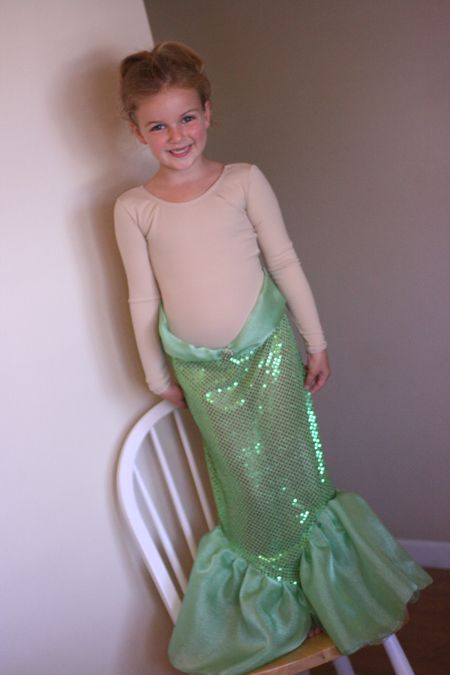 September Ally's Ariel Costume and AG magazine 051