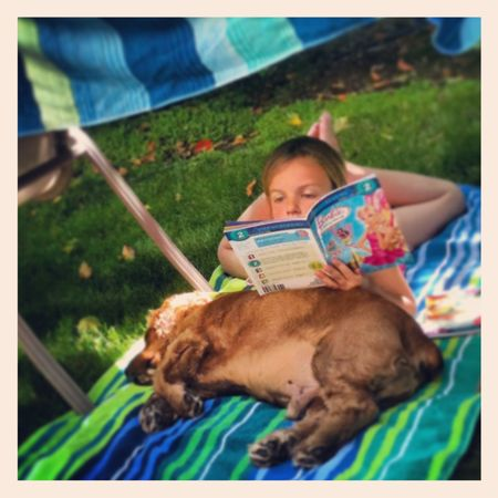 Ally tuck reading insta